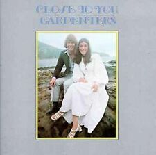 Carpenters - Close to You (CD, Feb-1986) A&M CD 3184