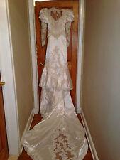 Eve of Milady Wedding Dress from 1987 Vintage Dress