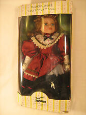 """*New* 12"""" Porcelain Doll Connoisseur Seymour Mann w/stand Hand Painted [Y118]"""