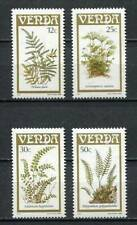 38653) SOUTH AFRICA VENDA 1985 MNH** Ferns 4v
