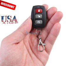 Universal 315MHz Wireless Electric Gate Garage Door Remote Control Key Cloning