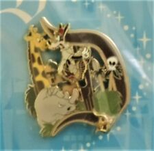 Disney Classic 'D' Collection Jungle Cruise Attraction Pin Le1000
