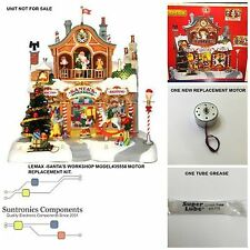 Lemax   Animated Santa's Workshop model#35558- replacement motor parts kit