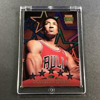 SCOTTIE PIPPEN 1996 TOPPS STADIUM CLUB #SF6 SPECIAL FORCES FOIL INSERT NBA HOF
