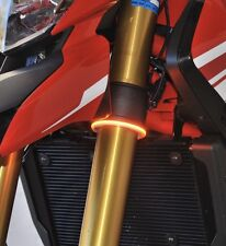 New Rage Cycles Rage 360 LED Front Turn Signals Ducati Scrambler Icon All 52MM