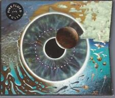 CD--PINK FLOYD --PULSE 2 CD HARDCOVER // NO EAN