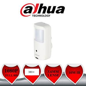 DAHUA PIR 2MP CUBE CAMERA HDCVI HYBRID 4IN1 FULL HD-DH-HAC-ME1200A