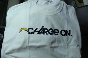 🐱San Diego Los Angeles Chargers T- Shirt XXL 2XL Football Fruit LA Short Sleeve
