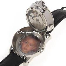 US$895 Extremely RARE HourPower Watch Fully AUTOMATIC Keeps Photo Leather Strap
