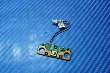 "Toshiba Satellite 15.6"" C650 Genuine Power Button Board V000210850 GLP*"