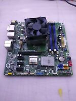 HP PAVILION P7-1154  GENUINE DESKTOP MOTHERBOARD USA WITH CHIP AND FAN *TESTED*