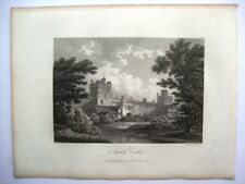 Naworth Castle (published Sept 15th, 1815)