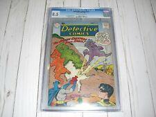 Detective Comics #277 CGC 8.5 from 1960! Batman NM DC Comics not CBCS