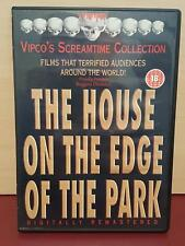 The House on The Edge of The Park - DVD - Region 2 - Vipco Screamtime Collection