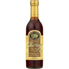 Napa Valley Naturals Sherry Vine Vinegar Liquid White Oak Aged 15 Years 12.7 oz