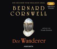 FRANK STÖCKLE - DER WANDERER - BERNARD CORNWELL  MP3 CD NEW