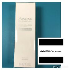 Avon Anew Clinical Line Eraser Treatment with Retinol Full Size 1 fl. oz. Sealed