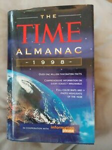 The Time Almanac 1998 (in cooperation with Information Please) Hardcover