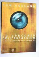 Lo Specchio dell'Assassino - Tom Egeland - Bompiani