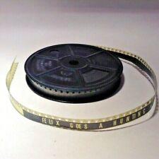 Vintage STANDARD 8mm FELIX the cat GOES A HUNTING 1923 cine KODAK film tin movie