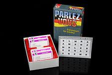 Sprachlernspiel PARLEZ VOUS Französisch für Geübte Schüler Studenten Spiel