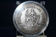 Irland 6 Szylingow 1804 Georg III Versilber