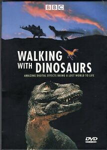 WALKING WITH DINOSAURS (BBC 2-disc DVD set)