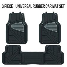 TOYOTA 4 RUNNER 93-96 CELEBRITY HEAVY DUTY 3PC RUBBER CAR MATS