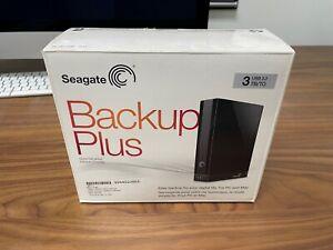 Seagate Backup Plus 3TB External Hard Drive - USB 3.0 - STCA3000101