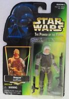 Star Wars Dengar The Power of the Force Action Figure NIB Kenner NIP SW 1997