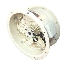 Entubado Axial Extractor Ventiladores 400MM 220V/50Hz 112/180W 1380 Rpm 3541 M3/H