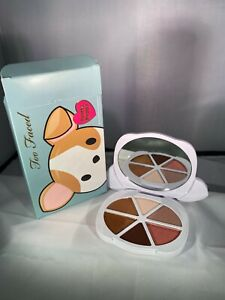 TOO FACED PRETTY PUPPY LIMITED EDITION EYE SHADOW PALETTE