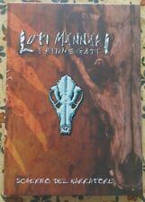 manuale fantasy - LUPI MANNARI - I RINNEGATI - SCHERMO DEL NARRATORE - ITALIANO