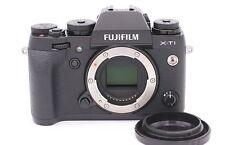 Fujifilm X Series X-T1 16.3 MP Digital SLR Camera - Nero (Solo Corpo)