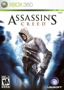 Assassins Creed Microsoft Xbox 360 X360 Game