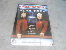 DEC 1996 CINEFANTASTIQUE movie magazine STAR TREK NEXT GENERATION (UNREAD)