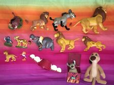 Disney Lion King & Lion Guard LOT----Poseable Figures / Cake Toppers