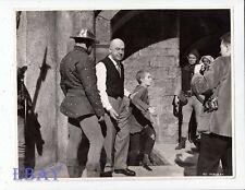 Otto Preminger Jean Seberg VINTAGE Photo Saint Joan