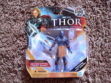 NEW MARVEL DELUXE THOR FROST GIANT FIGURE AVENGERS MOVIE UNIVERSE NO CREASES EX+