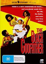 The Black Godfather-DVD (1974) Rod Perry-Don Chastain-Diane Sommerfield