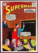 DC_SUPERMAN # 176 _ VG+ _1965.