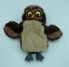 Owl Barn Plush Hand Puppet Stuffed Animal Toy  Winnie The Pooh Friend A9