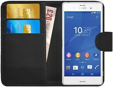 G-Shield® Etui Coque Housse Portefeuille PU Cuir Pour Sony Xperia Z3
