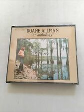 An Anthology by Duane Allman (CD, Apr-1989, 2 Discs, Polydor)