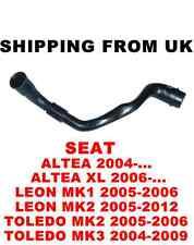 OIL BREATHER HOSE PIPE SEAT ALTEA XL LEON MK1 MK2 TOLEDO MK2 MK3 1.6 75KW 102HP
