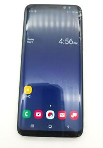 Samsung Galaxy S8 64GB SMG95OUZSV Gray Verizon Cracked Screen Fully Functional
