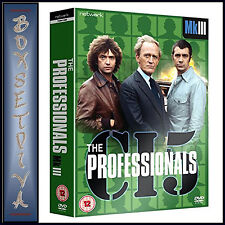 THE PROFESSIONALS MK III  *BRAND NEW DVD***