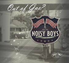 The Noisy Boys – Out Of Gas ( CD ) Wild Rockabilly  ! Crazy Times Records - NEW