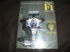 F1 96 PHOTOGRAPHIC REVIEW Formula 1 World Championship 1996 Damon Hill HARDBACK