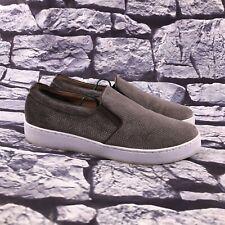 Vionic Women's Splendid Midi Holiday Embossed Leather Slip On Sneaker Shoe Sz 8